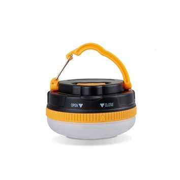 Outdoor Camping Lantern Hiking Tent LED Light Campsite Hanging Lamp .