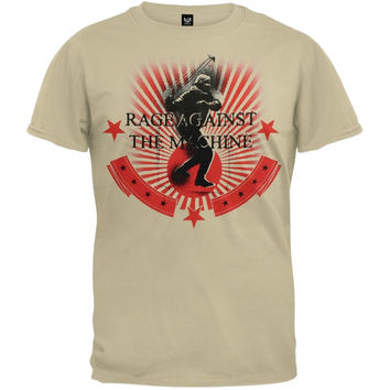 Rage Against The Machine - Stone Thrower T-Shirt