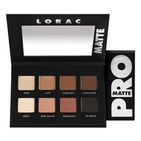 LORAC 'PRO' Matte Eyeshadow Palette ($45 Value)