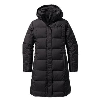 Patagonia Women's Down With It Parka | Black