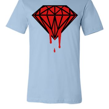 Bleeding Diamond - Unisex T-shirt