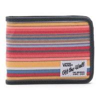 Vans Lucky Stripes Wallet (Red/Assorted)