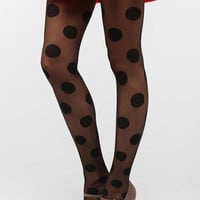 Pretty Polly Dolly Polka Dot Tight