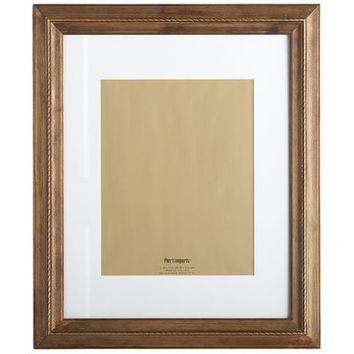 Charleston Frame - Pecan Brown 11x14