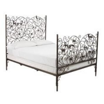 Dawning Lark Bed - Anthropologie.com