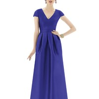 Dessy Alfred Sung D657 In Stock Bridesmaid Dress