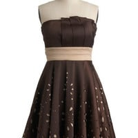 Hazelnut Niche Dress | Mod Retro Vintage Dresses | ModCloth.com