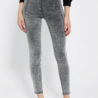 Urban Outfitters - Silence + Noise High-Rise Pull-On Skinny Pant