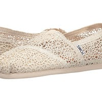 Toms Women's & Men's Crochet Classics Casual Shoes