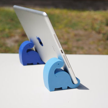 Cute Dinosaur Tablet Stand | iPad Stand, iPad Mini Stand, iPad Air Stand, Galaxy Tab Stand, Tablet Stand