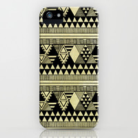 Ethnic Chic iPhone & iPod Case by Louise Machado