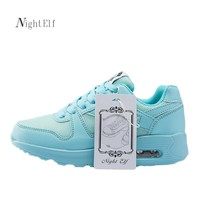 Night Elf women sneakers breathable sport shoes woman high quality air mesh gym tennis trainers 2017 running shoes for women hot