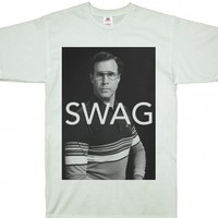 White T-Shirt | Funny Will Ferrell Shirts