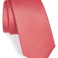 Men's Calibrate 'AC Milan Stripe' Silk Tie