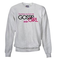 Gossip Girl Sweatshirt by ElinesDesigns