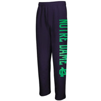 Notre Dame Fighting Irish Game Day Fleece Pants - Navy Blue