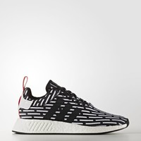 adidas NMD_R2 Primeknit Shoes - Black | adidas US