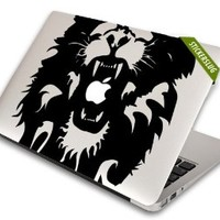 Roar of the Lion Decal for Apple Macbook Air Pro