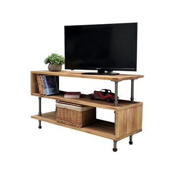 Tucson Modern Industrial TV Stand