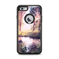 The Vivid Colored Forrest Scene Apple iPhone 6 Plus Otterbox Defender Case Skin Set