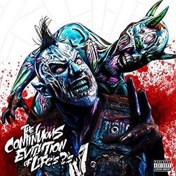 Twiztid - The Continuous Evilution of Life's ?'s [Explicit]