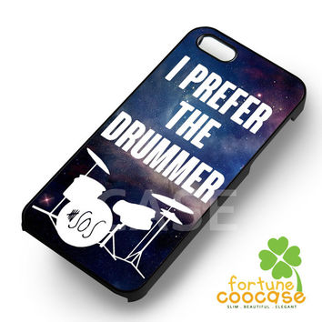 5SOS I Prefer The Drummer - 21z for  iPhone 6S case, iPhone 5s case, iPhone 6 case, iPhone 4S, Samsung S6 Edge