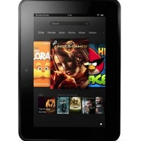 """Kindle Fire HD 7"""", Dolby Audio, Dual-Band Wi-Fi, 16 GB - Includes Special Offers (Previous Generation - 2nd)"""
