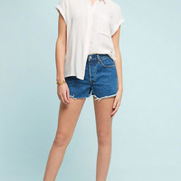 Levi's Wedgie Ultra High-Rise Selvedge Shorts