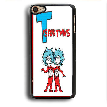Thing 1 And Thing 2 iPod Touch 6 Case | Aneend