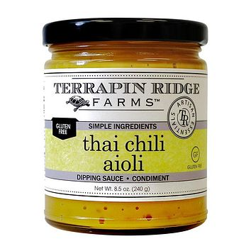 Terrapin Ridge Farms Thai Chili Aioli, 8.5 oz (241 g)