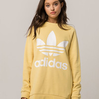 ADIDAS Originals Trefoil Womens Oversized Sweatshirt