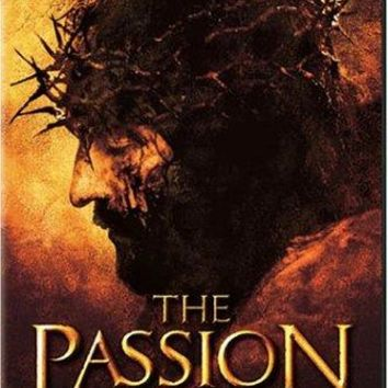 The Passion of the Christ (2004, DVD) Full Screen