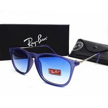 Ray Ban Trending Stylish Summer Sun Shades Eyeglasses Glasses Sunglasses Light Blue I-MYJ-YF