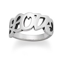 """Love"" Ring 