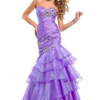 Party Time Gown 6128 Prom Dress - PromDressShop.com