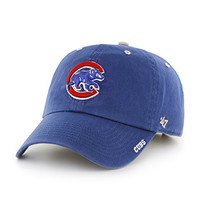 MLB Chicago Cubs Ice Clean Up Adjustable Hat, One Size, Royal