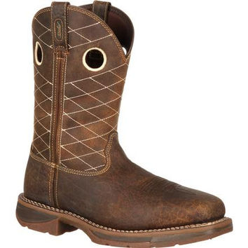 Workin' Rebel by Durango Brown Composite Toe