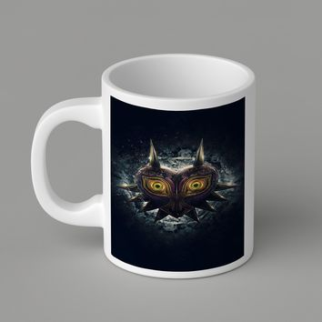 Gift Mugs | Legend Of Zelda Majoras Mask Epic   Ceramic Coffee Mugs