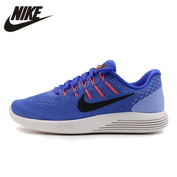 NIKE Original New Arrival LUNARGLIDE 8 Womens Running Shoes Breathable Waterproof Stab