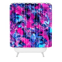 Jacqueline Maldonado Solstice Jewel Shower Curtain