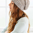 Fine Gauge Super Slouch Beanie - Urban Outfitters