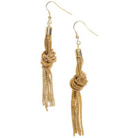 H&M - Earrings - Gold - Ladies