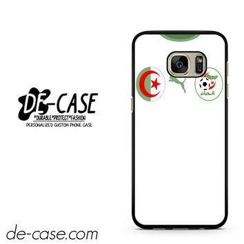 Algeria Soccer Jersey DEAL-482 Samsung Phonecase Cover For Samsung Galaxy S7 / S7 Edge