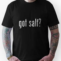 got salt dark Unisex T-Shirt