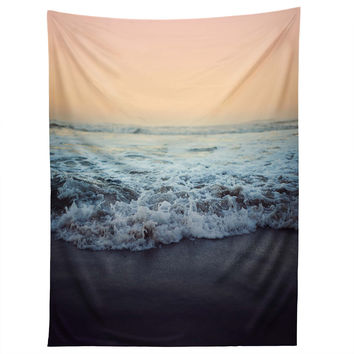 Leah Flores Crash Into Me Tapestry