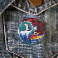 "MGMT Congratulations 1 1/4"" Pin-back Button"
