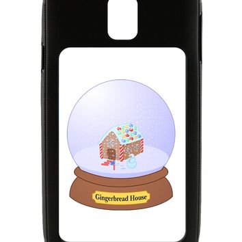 Little Gingerbread House Snow Globe Galaxy Note 3 Case  by TooLoud