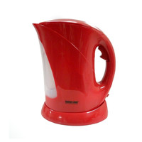 Better Chef IM-144R Cordless Kettle Red 1.7 Liter 7 Cup