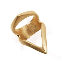 Gold Armor Ring