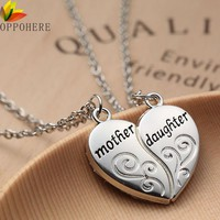 Mother & Daughter Love Necklace